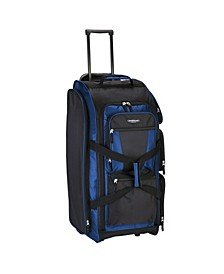"30"" Adventure Upright Rolling Duffel Bag"