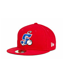 New Era Stockton Ports MiLB 59FIFTY Cap