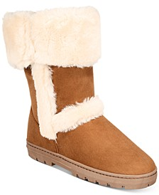 Witty Cold-Weather Boots, Created for Macy's