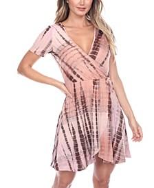 Women's V-neck Wrap Dress