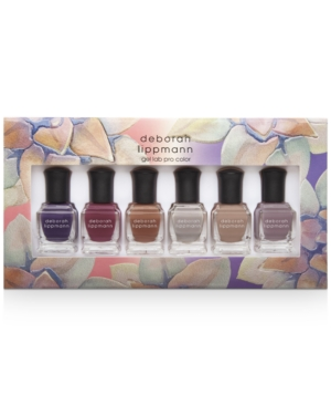 6-Pc. Limited Edition She's A Wildflower Gel Lab Pro Color Nail Polish Set
