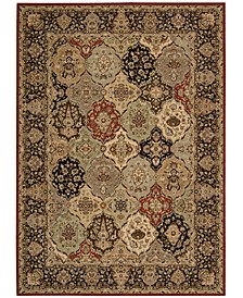 Home Lumiere Persian Tapestry Multicolor Area Rug