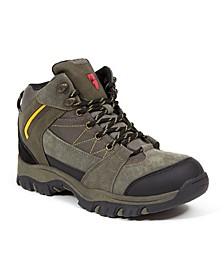 Men's Anchor Water Resistant Comfort Casual Hiker Boots