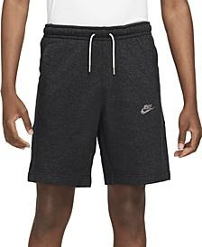 Men's Sportswear Sport Essentials Semi-Brushed Shorts
