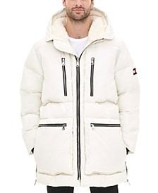 Men's Hooded Parka Jacket