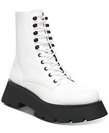 Women's Lolita Lug Sole Combat Boots