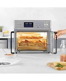 26 Quart Digital Maxx Air Fryer Oven, Stainless Steel