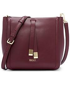 Tara Leather Bucket Bag