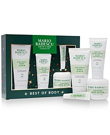 4-Pc. Best Of Body Gift Set