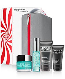 5-Pc. Great Skin For Him Skincare Set