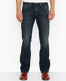 6c0fd04c98 Levi s 527™ Slim Bootcut Fit Jeans   Reviews - Jeans - Men - Macy s