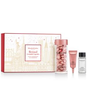 3-Pc. Nightly Performance Retinol Ceramide Capsules Skincare Set