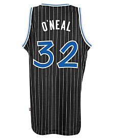 adidas Men's Shaquille O'Neal Orlando Magic Retired Player Swingman Jersey