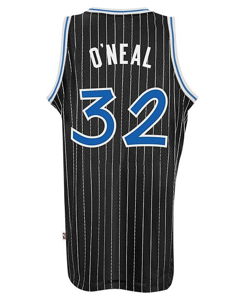 adidas Men s Shaquille O Neal Orlando Magic Retired Player Swingman Jersey af8e8b409