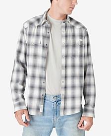 Men's Mesa Plaid Western Shirt