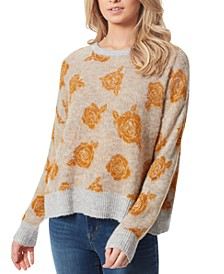Kenna Printed Sweater