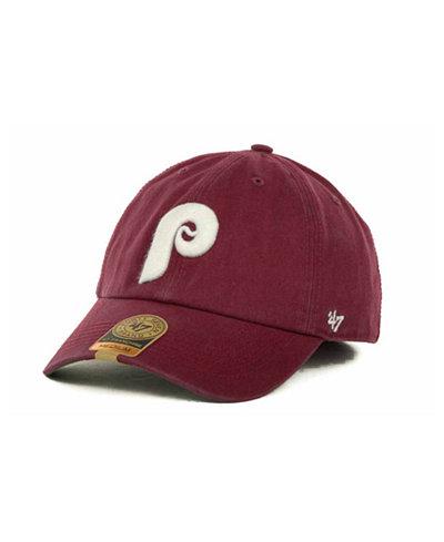 '47 Brand Philadelphia Phillies Franchise Cap