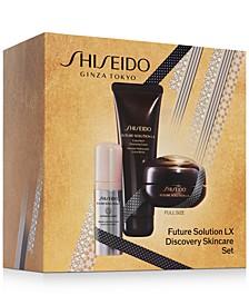 3-Pc. Future Solution LX Discovery Skincare Set