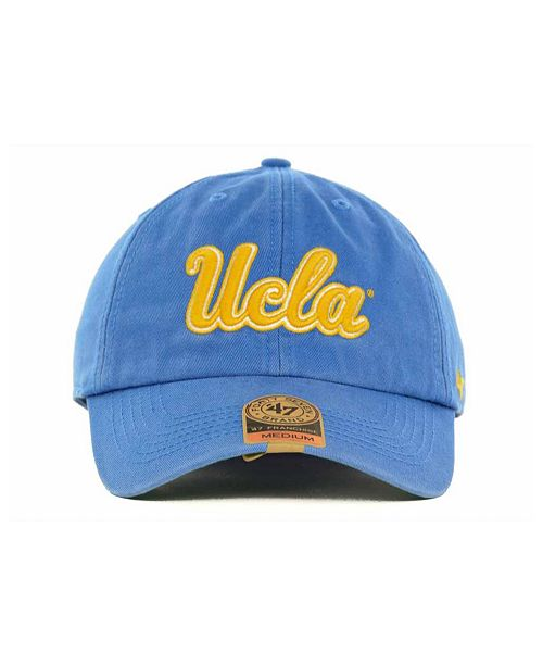 3e46c3955c8bb ... where to buy 47 brand ucla bruins franchise cap sports fan shop by lids  men macys ...