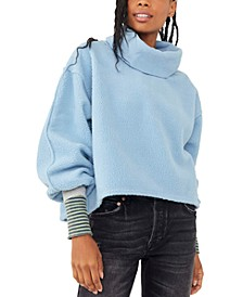 Elk Mountain Funnel-Neck Sweater