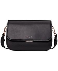 Buddie Leather Shoulder Bag
