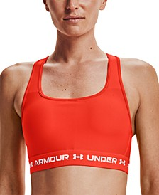 Women's HeatGear® Medium Impact Sports Bra