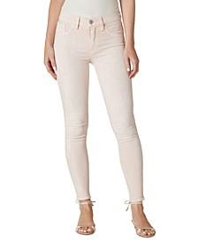 Barbara Coated Skinny Jeans