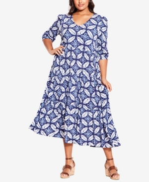 Plus Size To The Max Dress