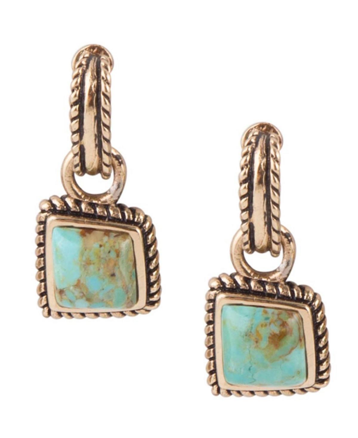 Barse Boulder Earrings