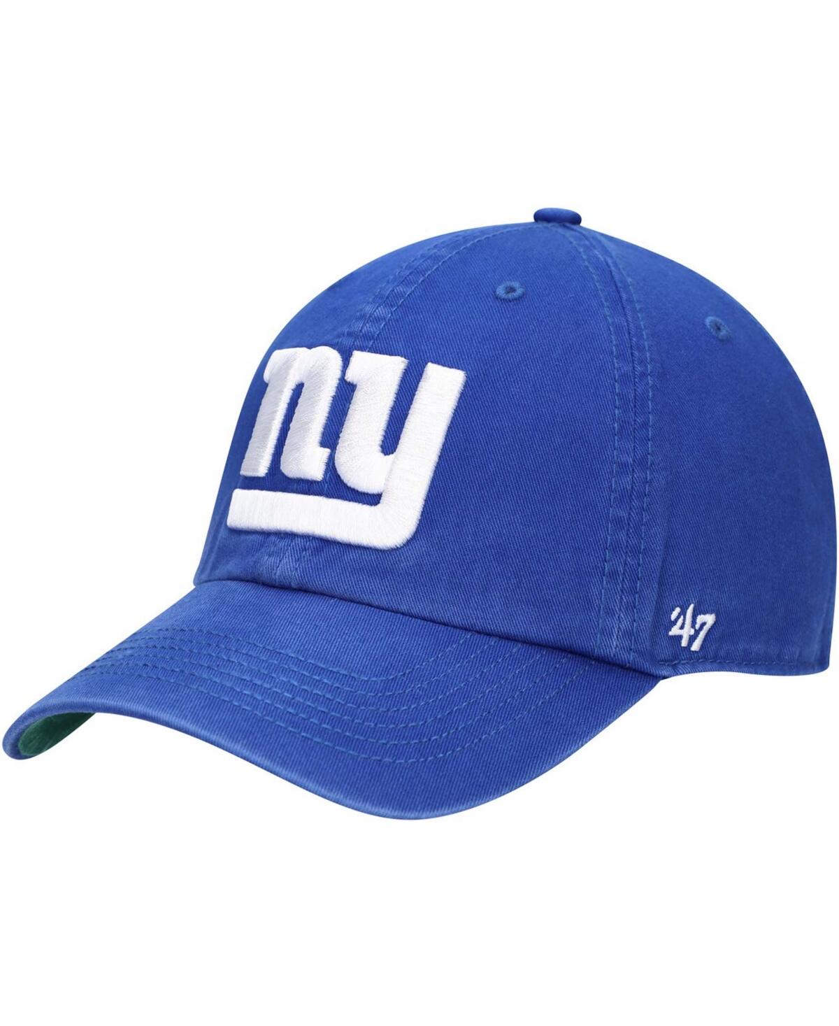 47 Brand New York Giants Franchise Logo Fitted Cap