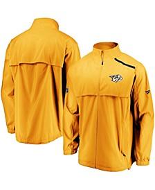 Branded Men's Nashville Predators Authentic Pro Rinkside Full-Zip Jacket