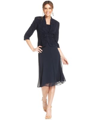 Petite Formal Dresses with Jacket