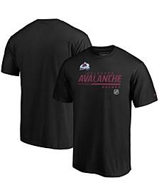 Fanatics Branded Men's Colorado Avalanche Authentic Pro Core Collection Prime T-Shirt