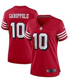 Women's Jimmy Garoppolo San Francisco 49ers Alternate Game Jersey