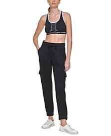 Women's Slim-Fit Cargo Jogger Pants