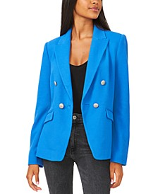Claire Double-Breasted Blazer, Created for Macy's