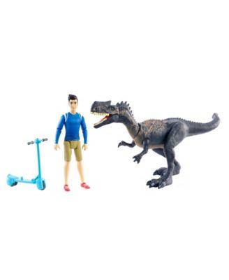 Jurassic World Human and Dino