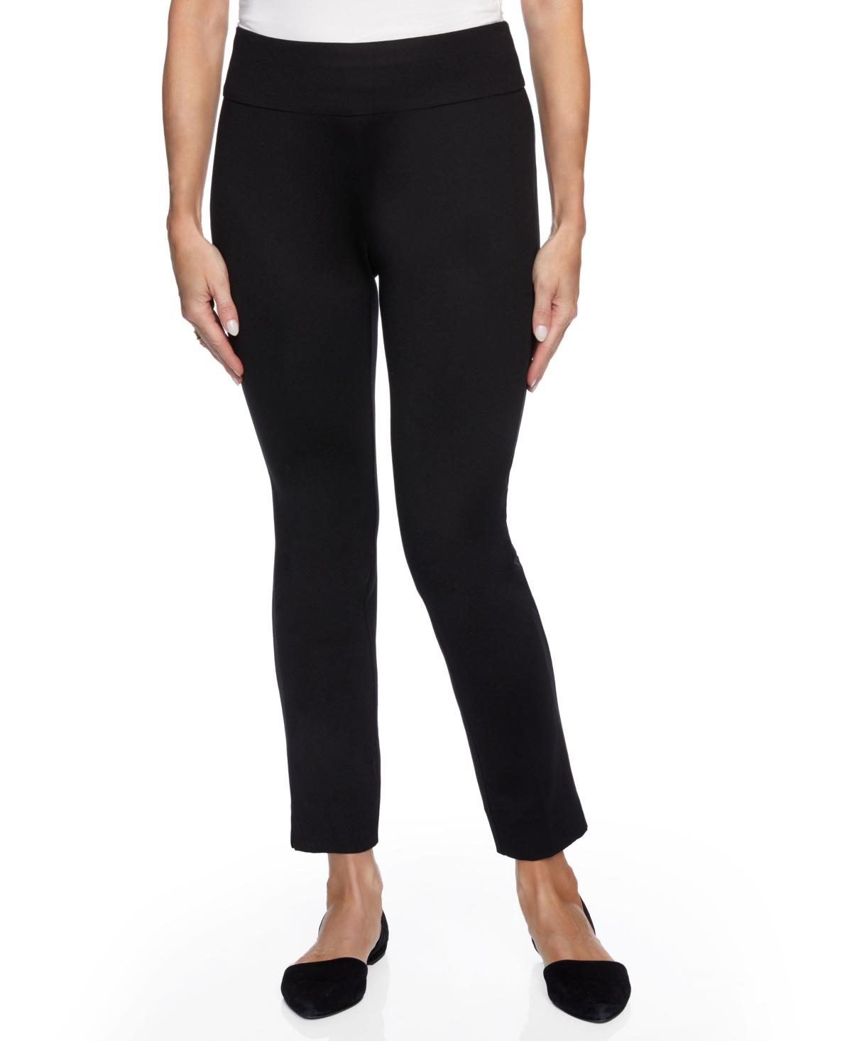Women's Slim Leg Ponte Pants