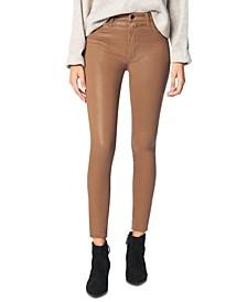 Charlie Coated Skinny Jeans