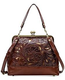 Elsworth Leather Shoulder Bag