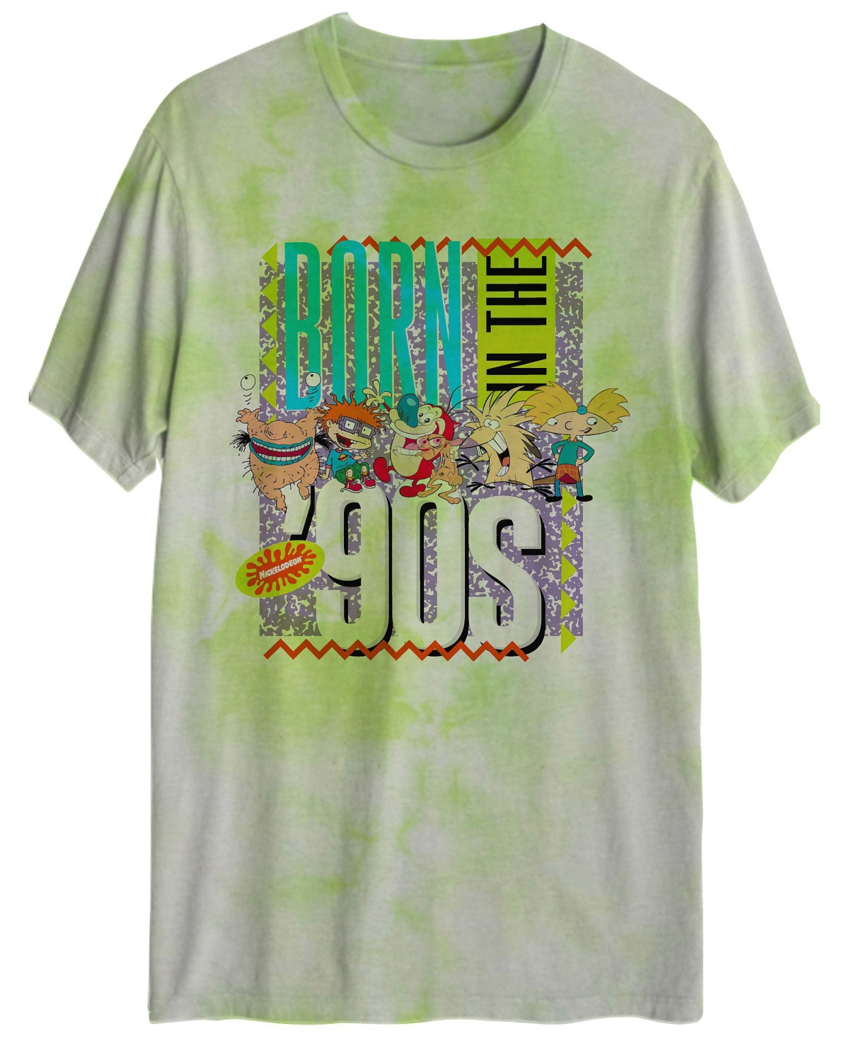 Men's Born in the 90S Short Sleeve Graphic T-shirt