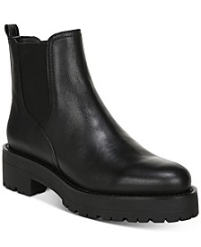 Women's Justina Lug Sole Boots