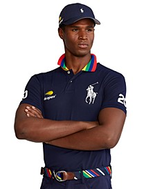 Men's US Open Linesman Custom Slim Fit Polo Shirt