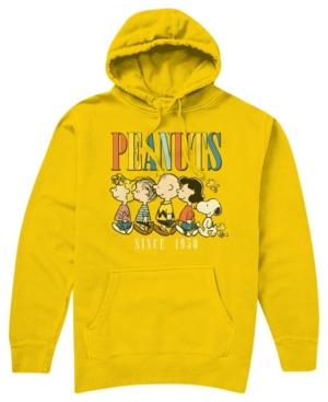 Men's Peanuts Since 1950 Hooded Fleece Sweatshirt