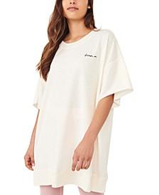 Cotton Cozy Cool Girl Lounge T-Shirt