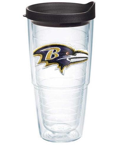 Tervis Tumbler Baltimore Ravens 24 oz. Emblem Tumbler