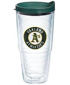 Tervis Tumbler Oakland Athletics 24 oz. Emblem Tumbler
