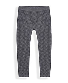 Big Girls Solid Sweater Legging