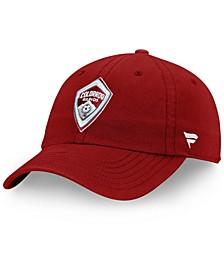 Men's Burgundy Colorado Rapids Fundamental Adjustable Hat