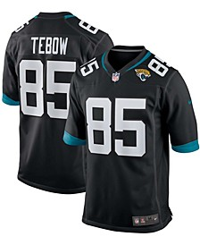 Youth Boys Tim Tebow Black Jacksonville Jaguars Alternate Game Jersey